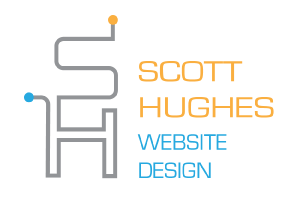 Scott Hughes Website Design